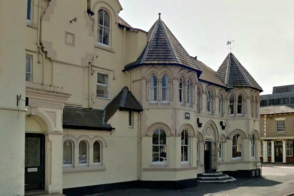 Great Western Hotel, Swindon