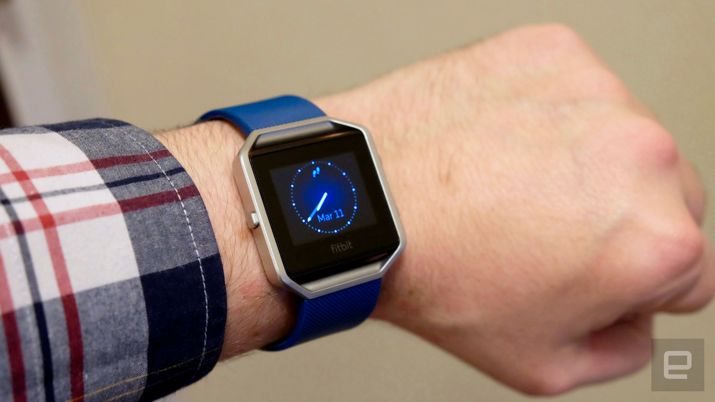 Fitbit Blaze Review A Smartwatch In Looks Only