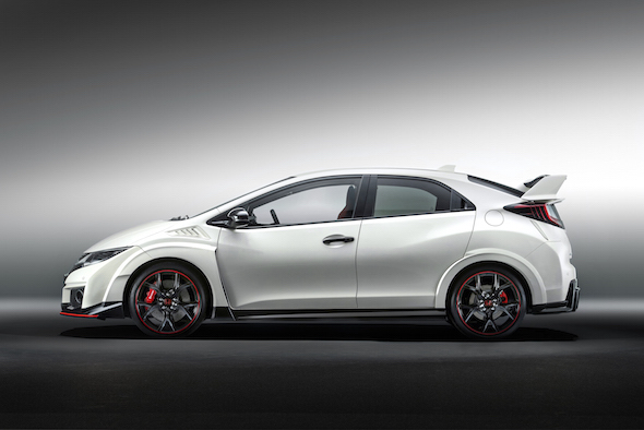 Win a Honda Civic Type R for a year