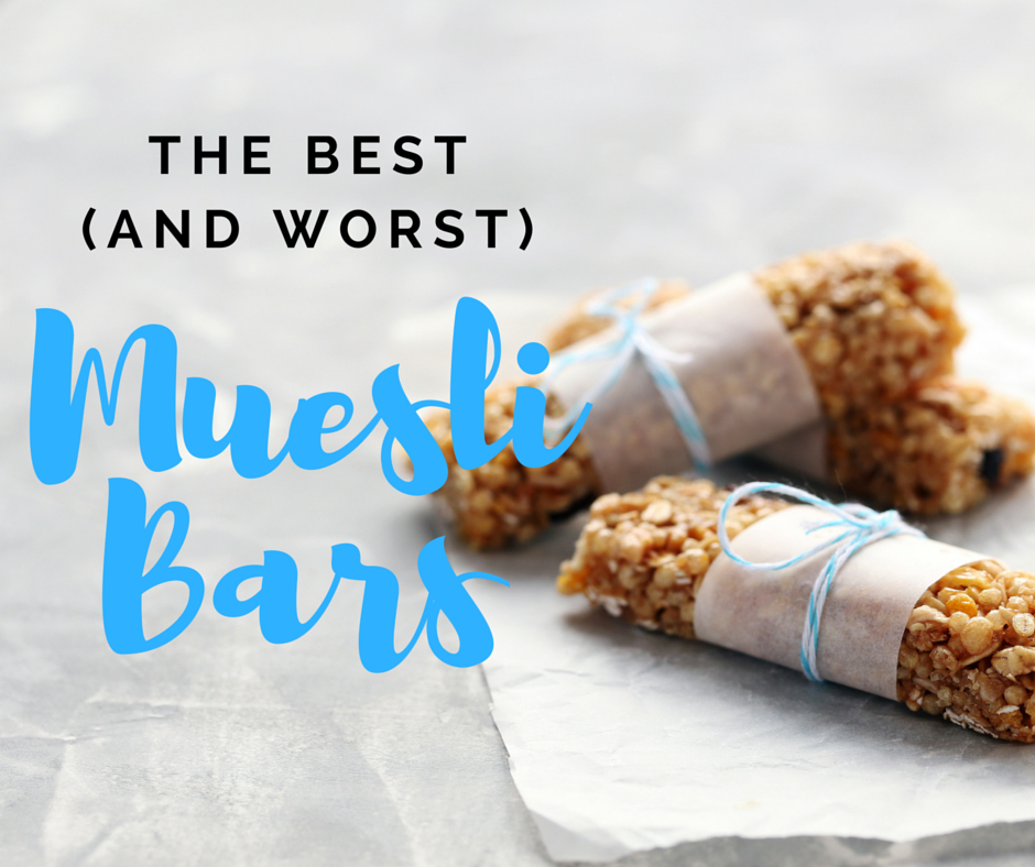 Here Are The Best (And Worst) Muesli