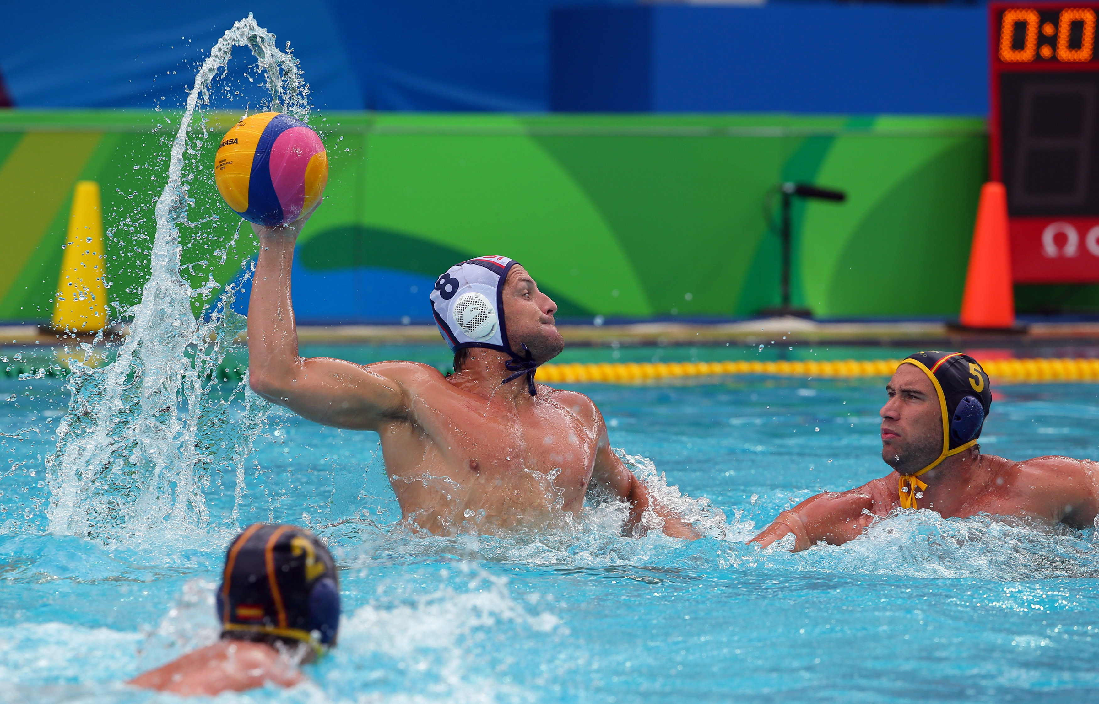OLYMPICS-RIO-WATERPOLO-M