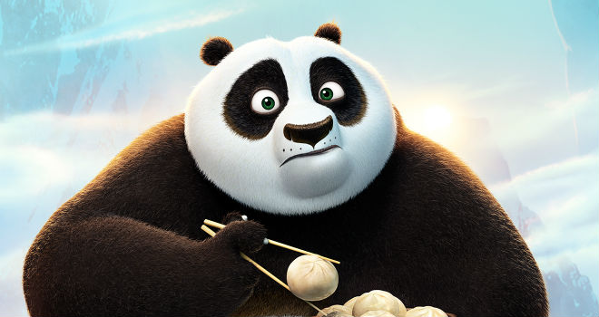 Po Struggles To Find Balance In This Exclusive Kung Fu
