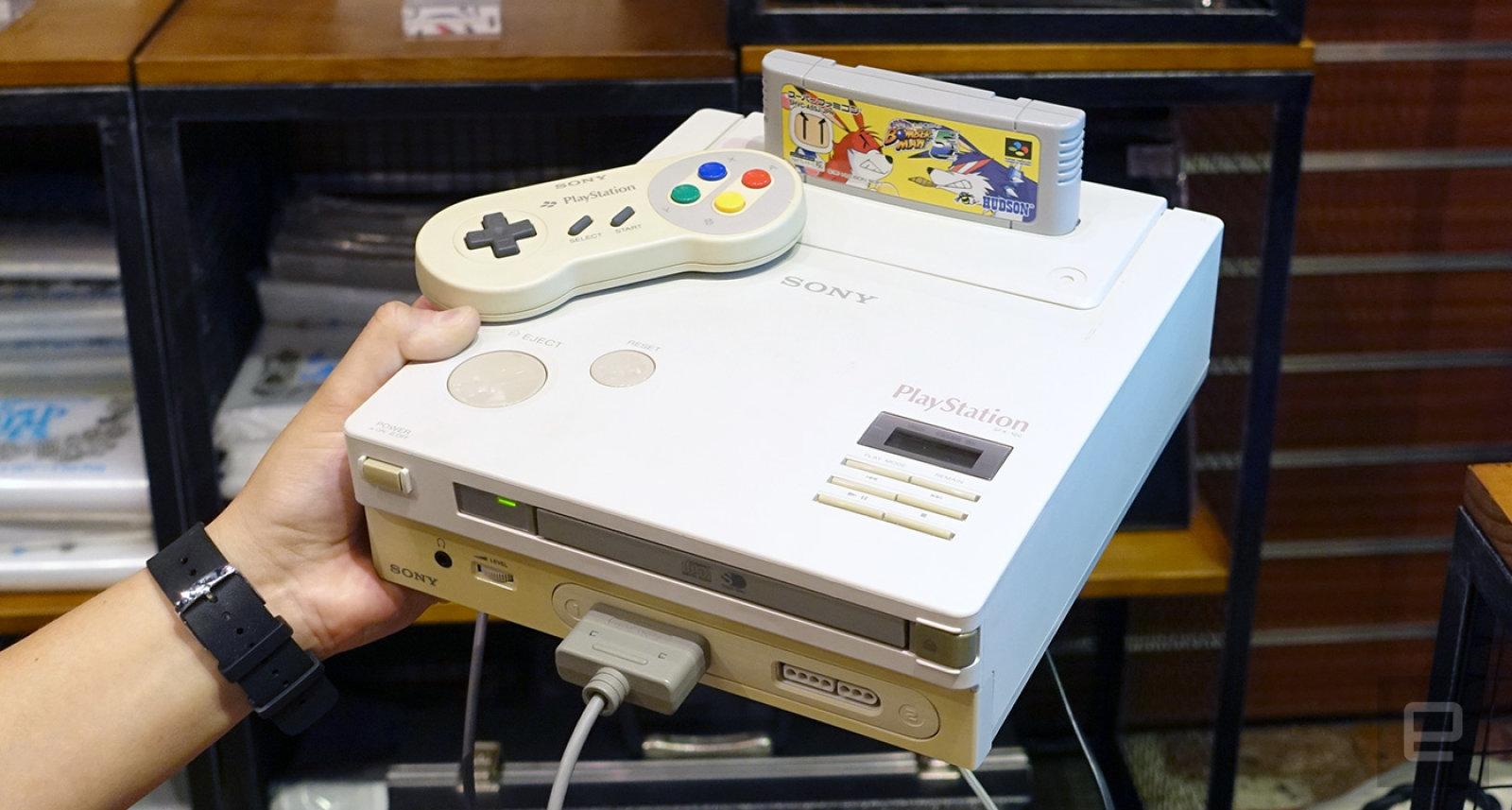 662bf543e2be6 幻の「任天堂プレイステーション」がCD-ROMゲームの起動に成功。著名ハッカーが解析&リペア - Engadget 日本版