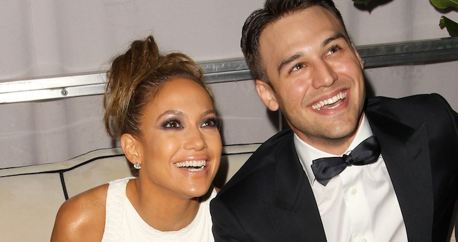 Jennifer Lopez Ryan Guzman Live Interview