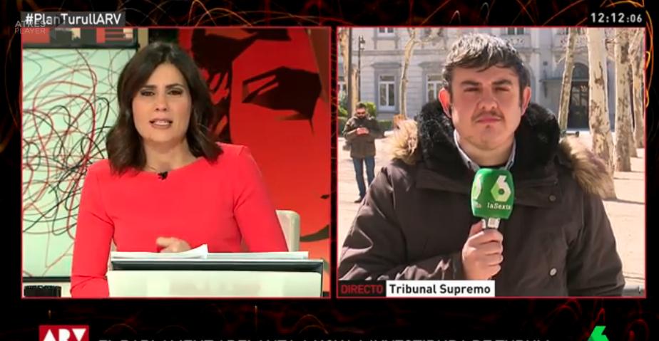 María Llapart, sustituta de Cristina Pardo en 'Al Rojo