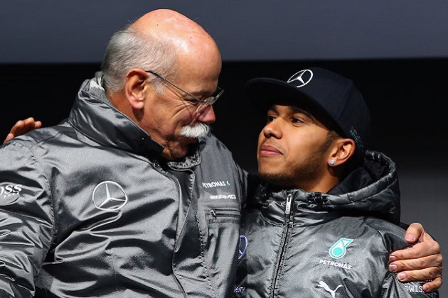メルセデスGP、昨シーズンのF1タイトル獲得に投じた資金は337億円!