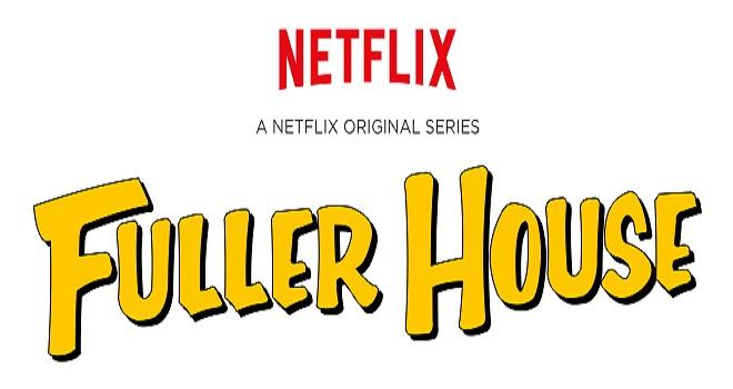 fuller house, fuller house logo