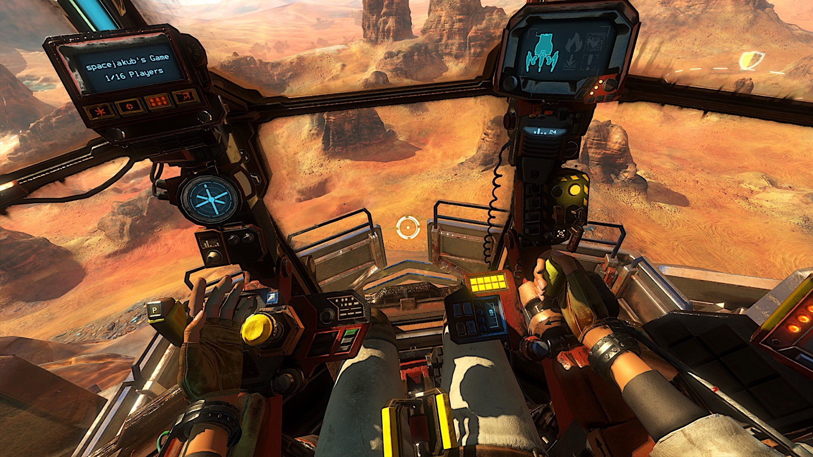 Robots reign supreme in new VR games for Oculus headsets