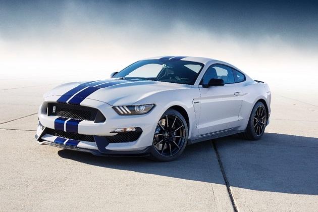 新型フォード「シェルビー GT350 マスタング」、エンジンのスペックと価格が判明!
