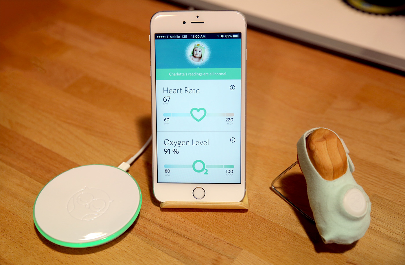 owlet s smart baby monitor can save lives while looking cute