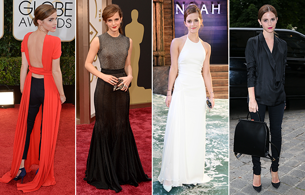 2014 wrap-up: A year of style with Emma Watson