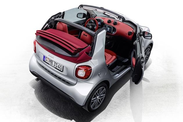 スマート、2つのスペシャル・モデルをジュネーブ・モーターショーで発表