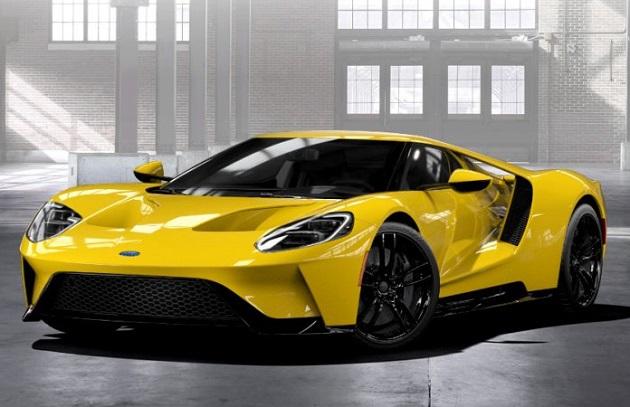 【ビデオ】新型フォード「GT」の購入希望に6,506人が応募 動画でその情熱をアピール!