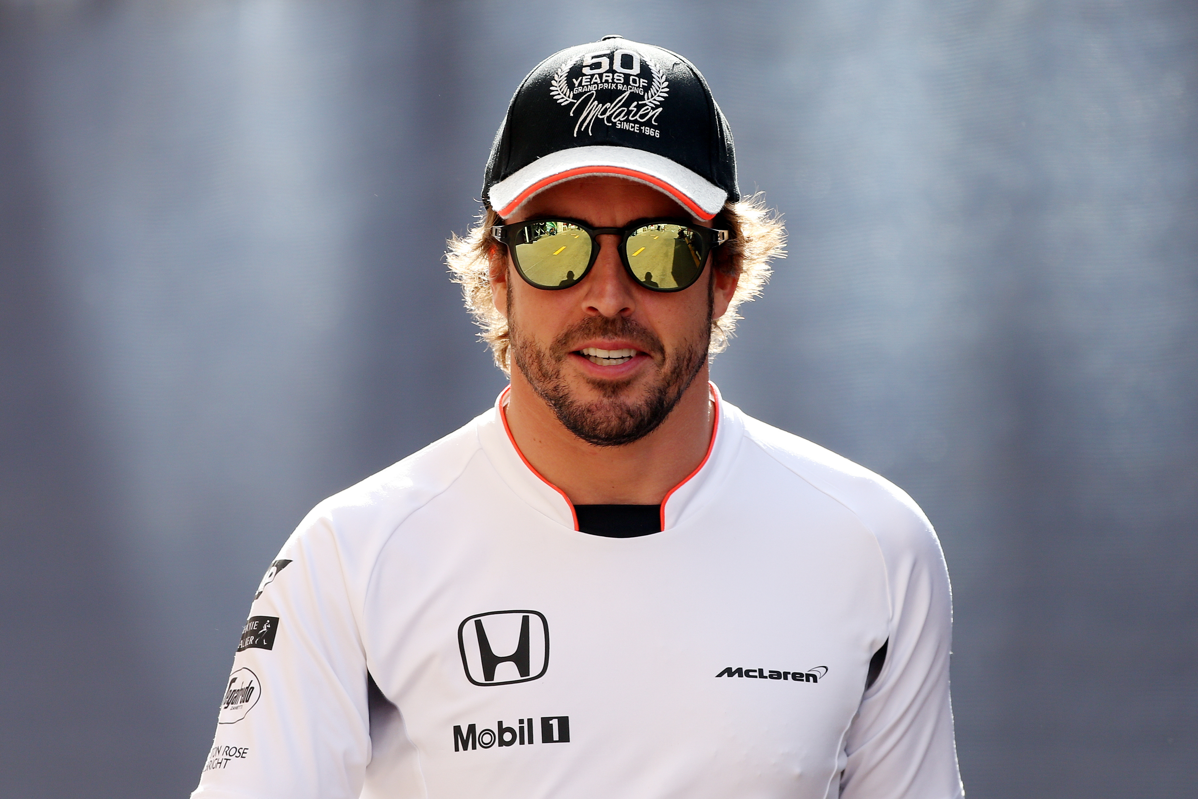 File photo dated 26-05-2016 of McLaren's Fernando Alonso