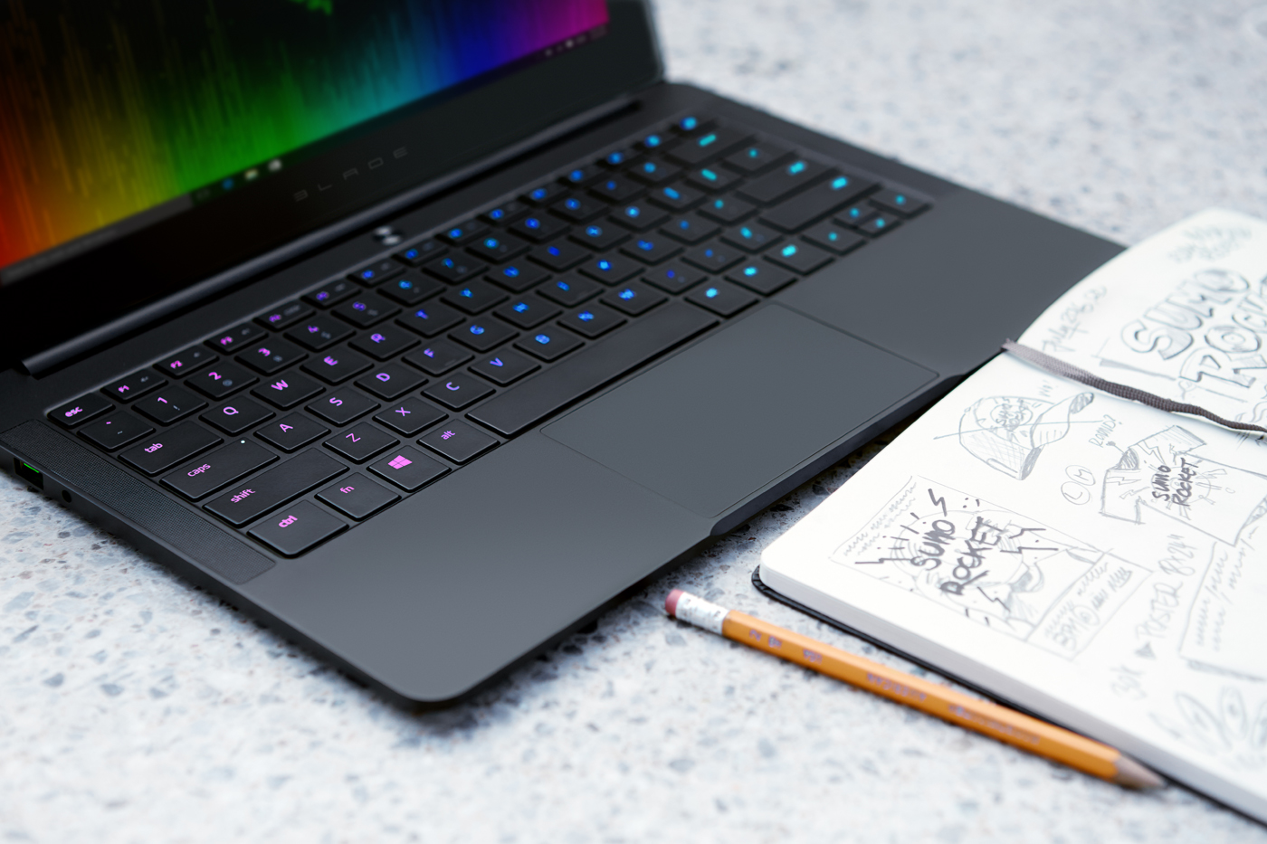 Razer's Blade Stealth and 'Core' add up to the gaming laptop I