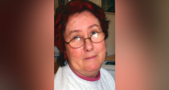 Sandra Bennett in a photo from her obituary on Serenity Funeral Home's