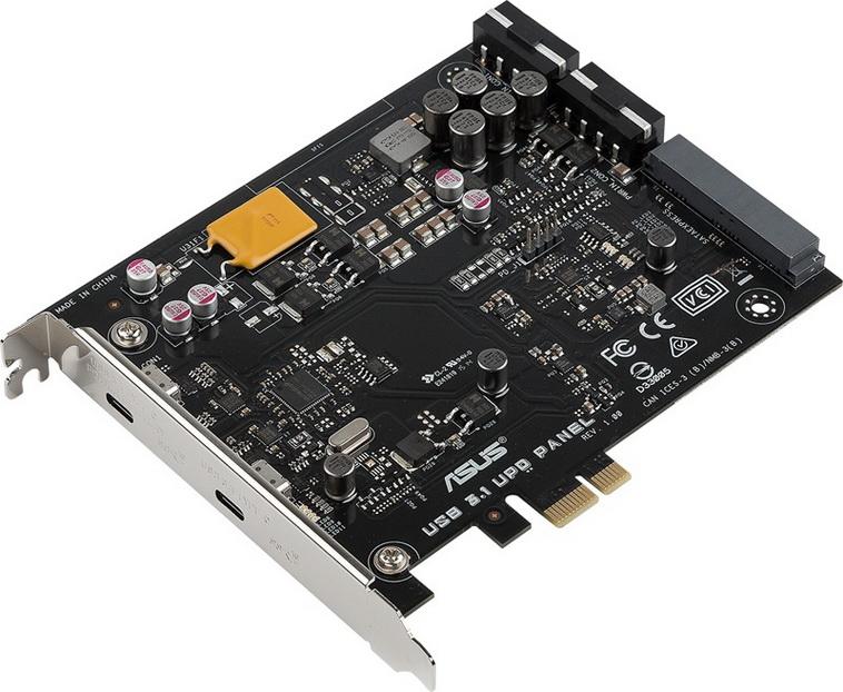 USBから100W給電可能、USB-C拡張キットがASUSから発売。USB PD対応 ...