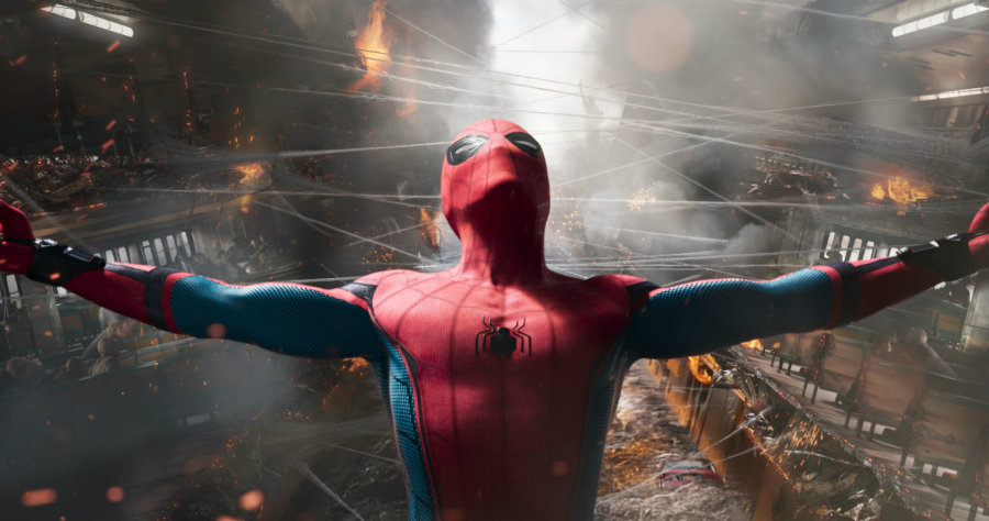 SPIDER-MAN HOMECOMING box office