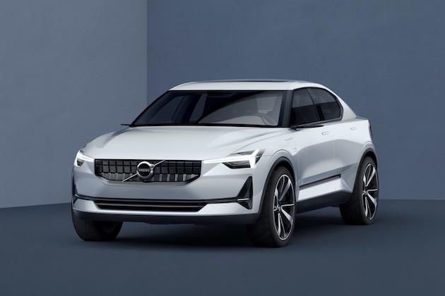 ボルボ、2025年には販売する車両の50%を完全電気自動車にするという目標を発表!