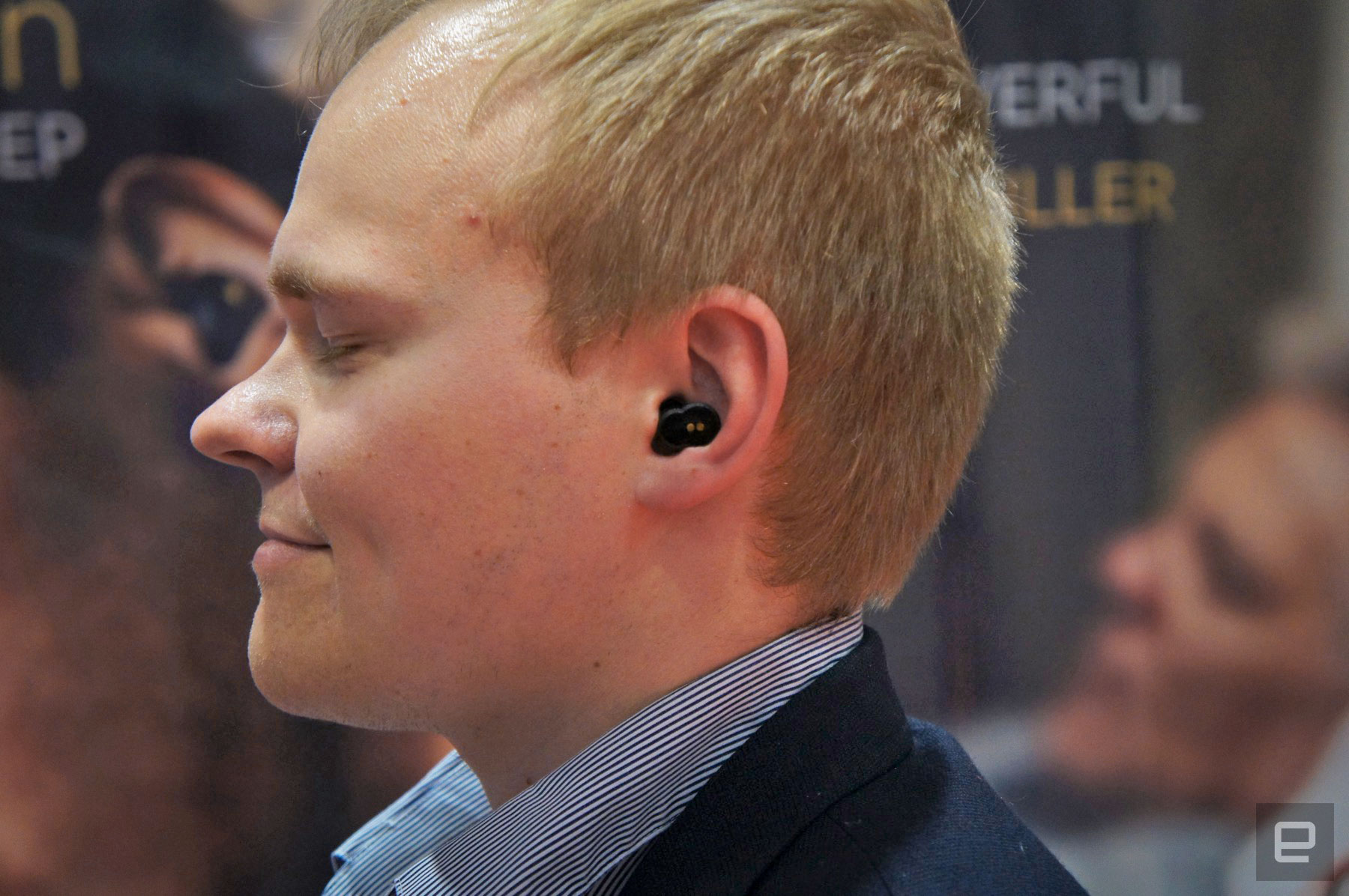 QuietOn's new noise-cancelling earbuds banish the sound of snoring