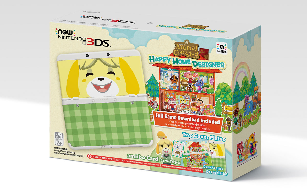 Nintendo's smaller New 3DS comes to the US on September 25th