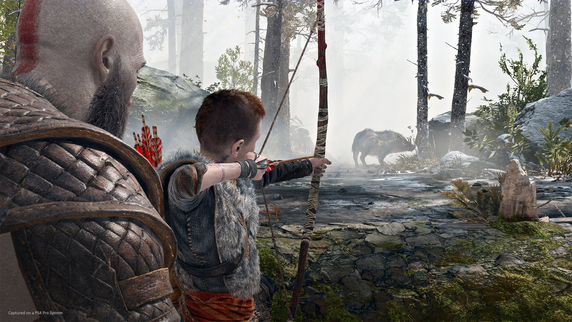 'God of War' director's video shows the human side of making games