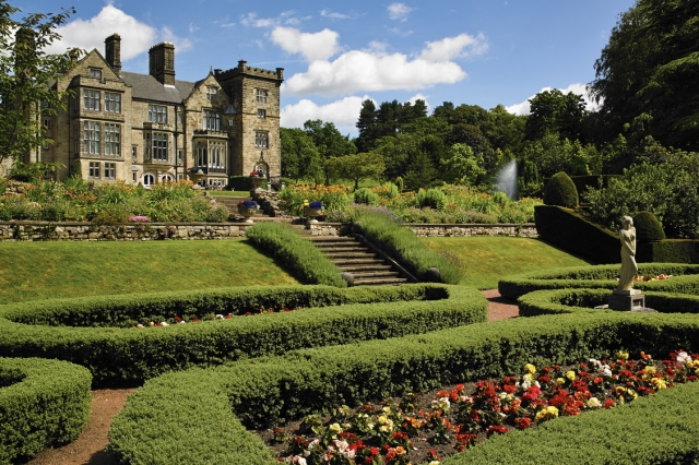 Breadsall Priory Hotel and Country Club exterior