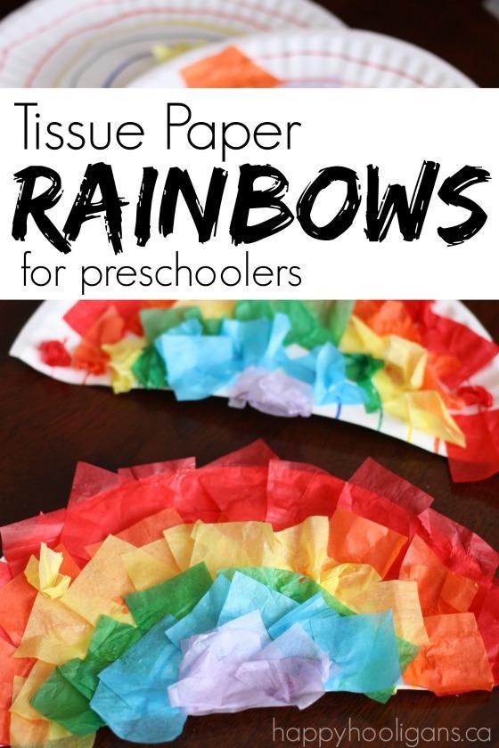 13 Rainbow Craft Ideas To Help Kids Celebrate Pride Huffpost Canada
