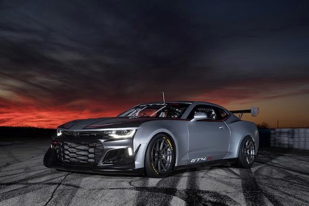 シボレーの新型GT4マシン「カマロ GT4.R」、プライベーターに向けて一般販売を開始 価格は約2,930万円!