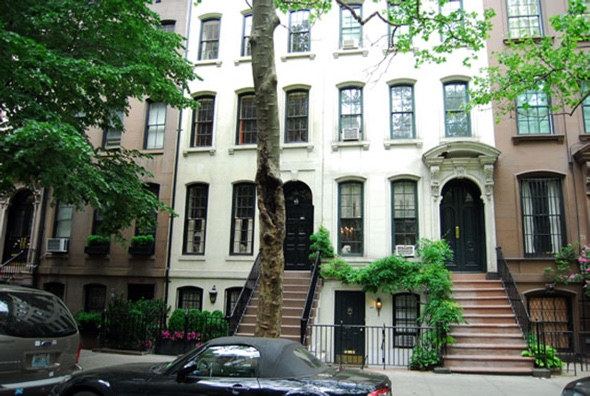 Breakfast at Tiffany's New York townhouse sells for $7.4 million