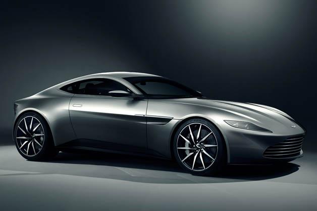 アストンマーティンが、映画『007』最新作に登場する新たなボンドカー「DB10」を公開!