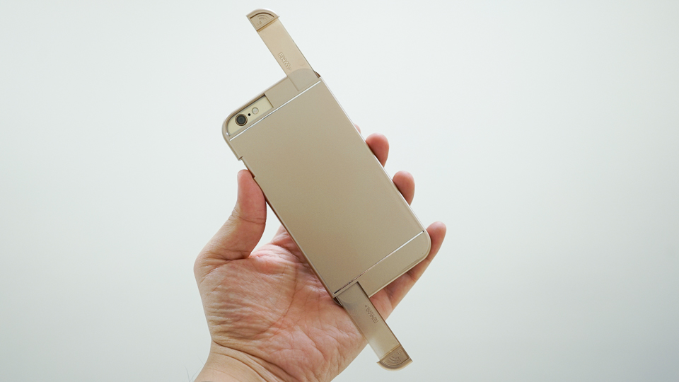 LINKASE PRO for iPhone 6 / 6 Plus 動手玩;專訪台灣設計品牌 ABSOLUTE