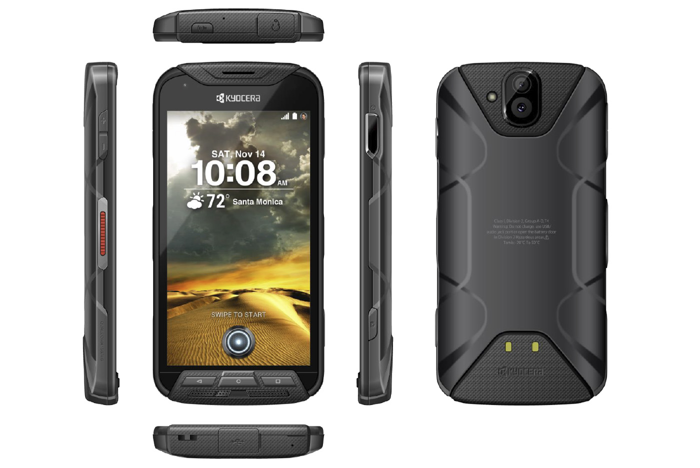 the best attitude c306c fe36b Kyocera's DuraForce Pro is a smartphone and action cam in one