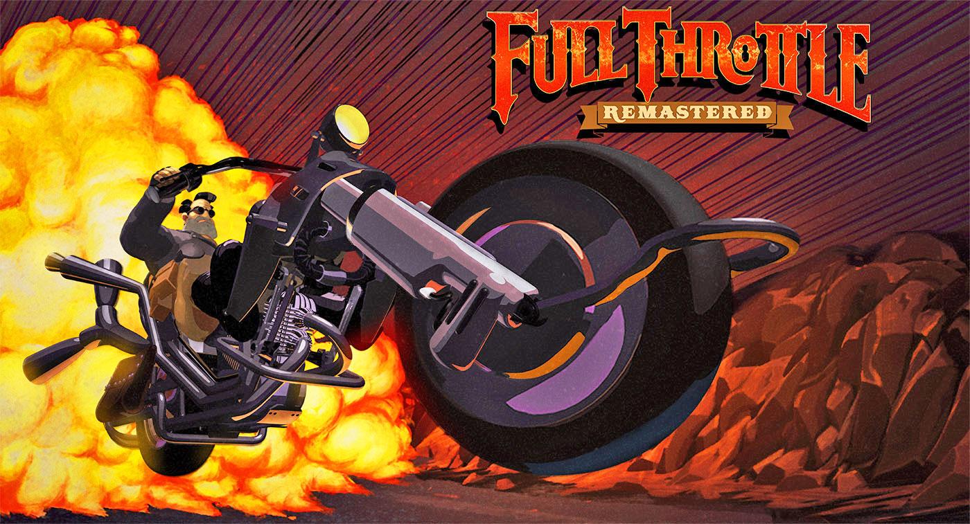 Resultado de imagem para full throttle remastered