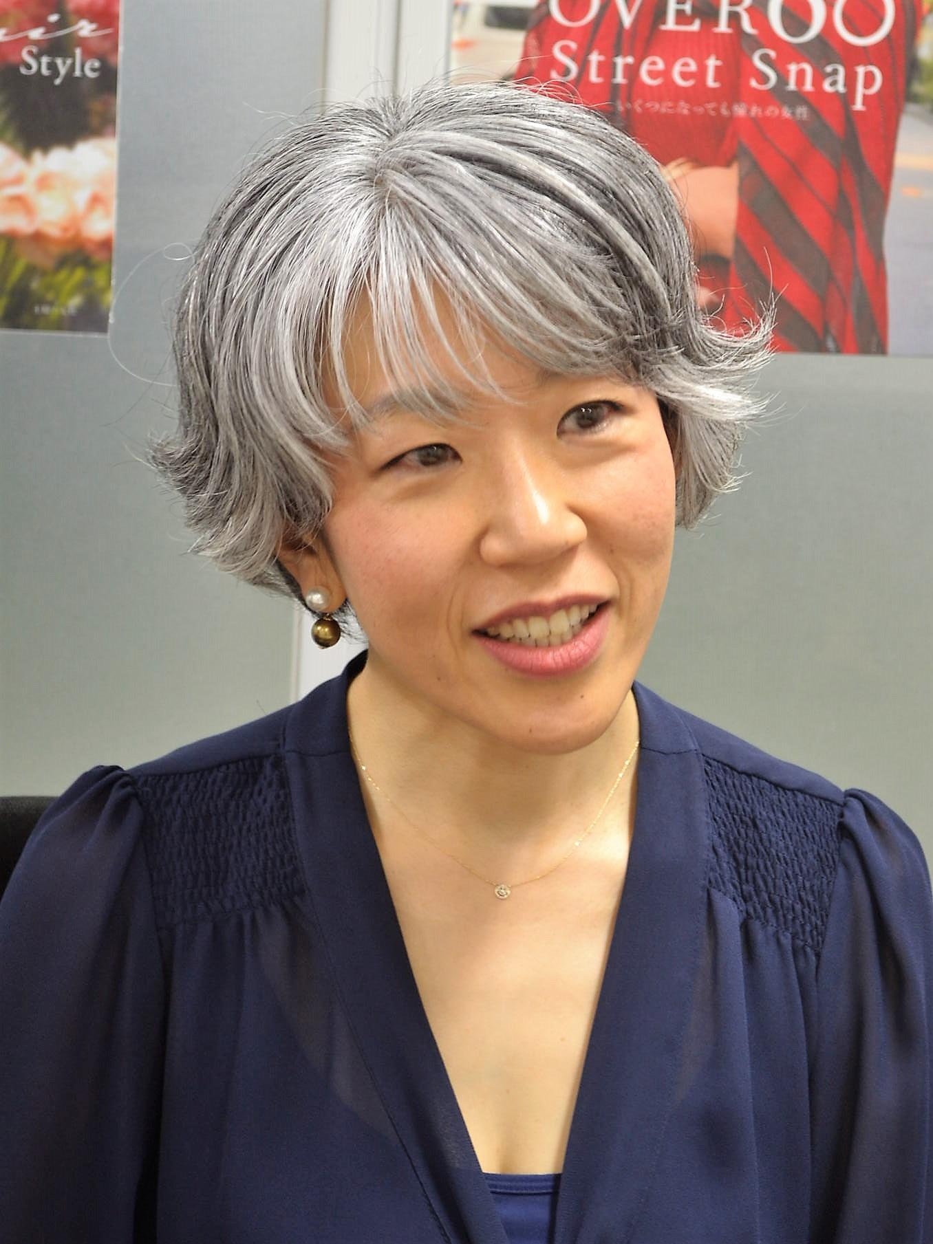 朝倉真弓さん