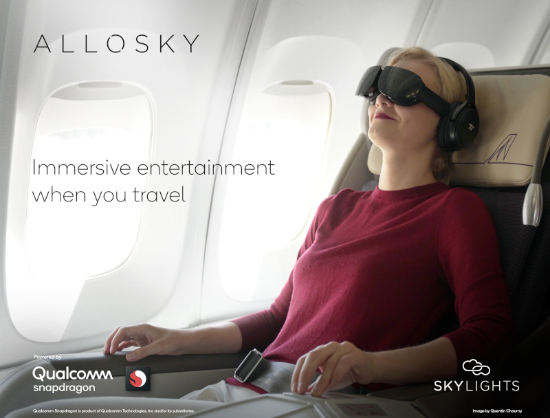 Alaska Airlines Is Piloting VR Entertainment on Some Flights