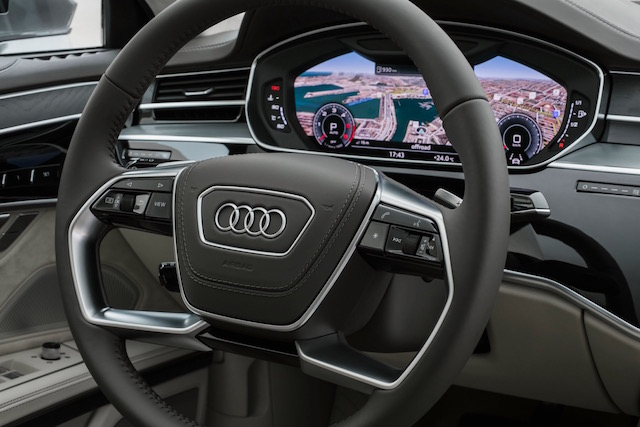 Meet The Audi Designer Creating Car Interiors Of The Future Aol