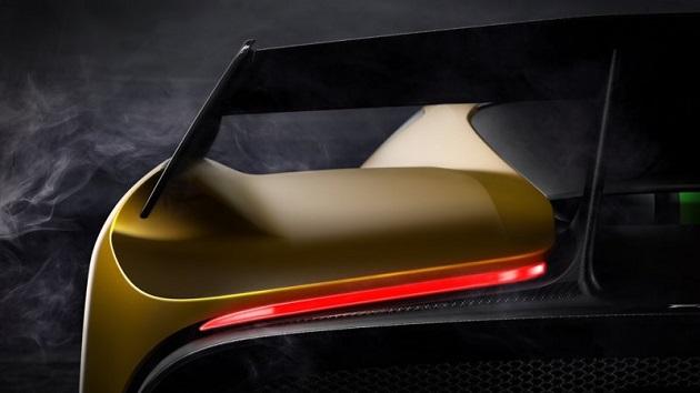 ピニンファリーナとエマーソン・フィッティパルディが協力してスーパーカーを製作中!