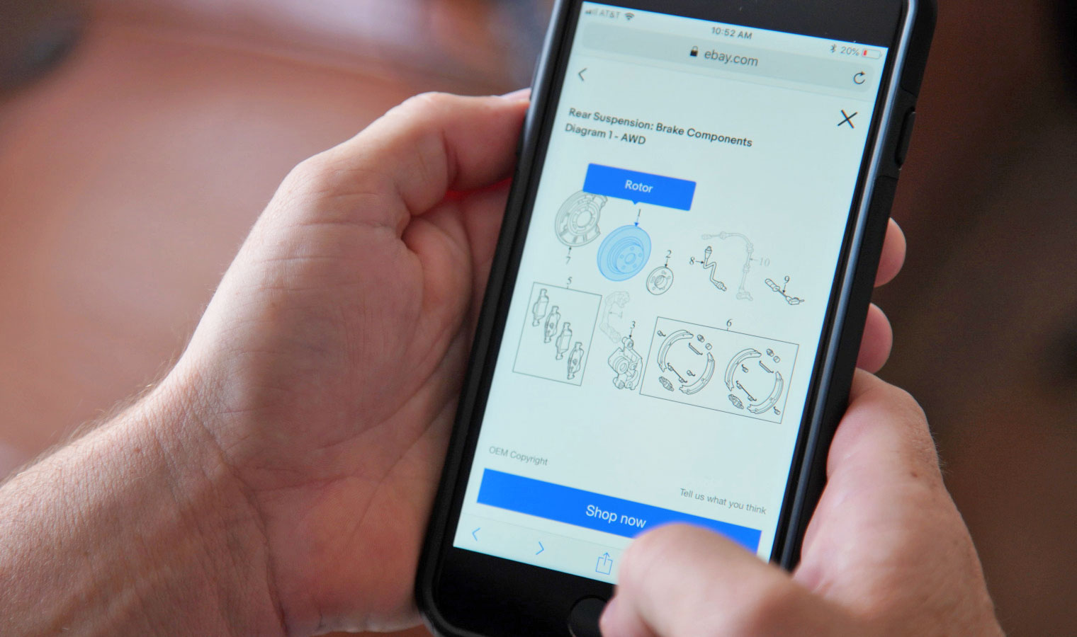 Ebay Makes It Easy For Amateur Mechanics To Shop For Auto Parts Engadget