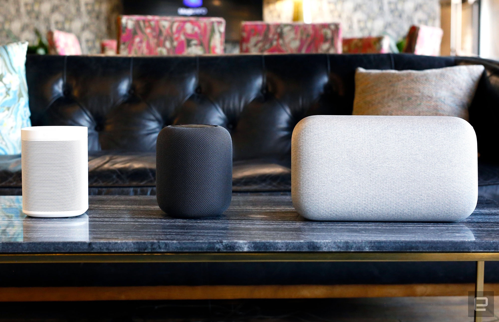 The best smart speakers for music fans