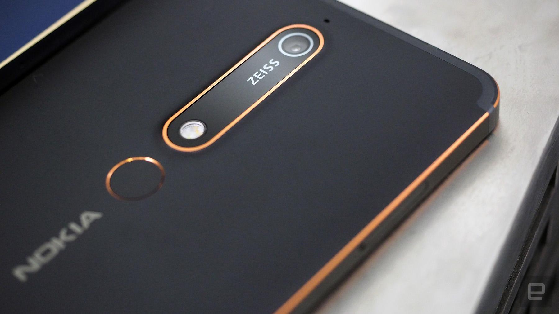 Nokia 的中、低階新機都是以設計為主打