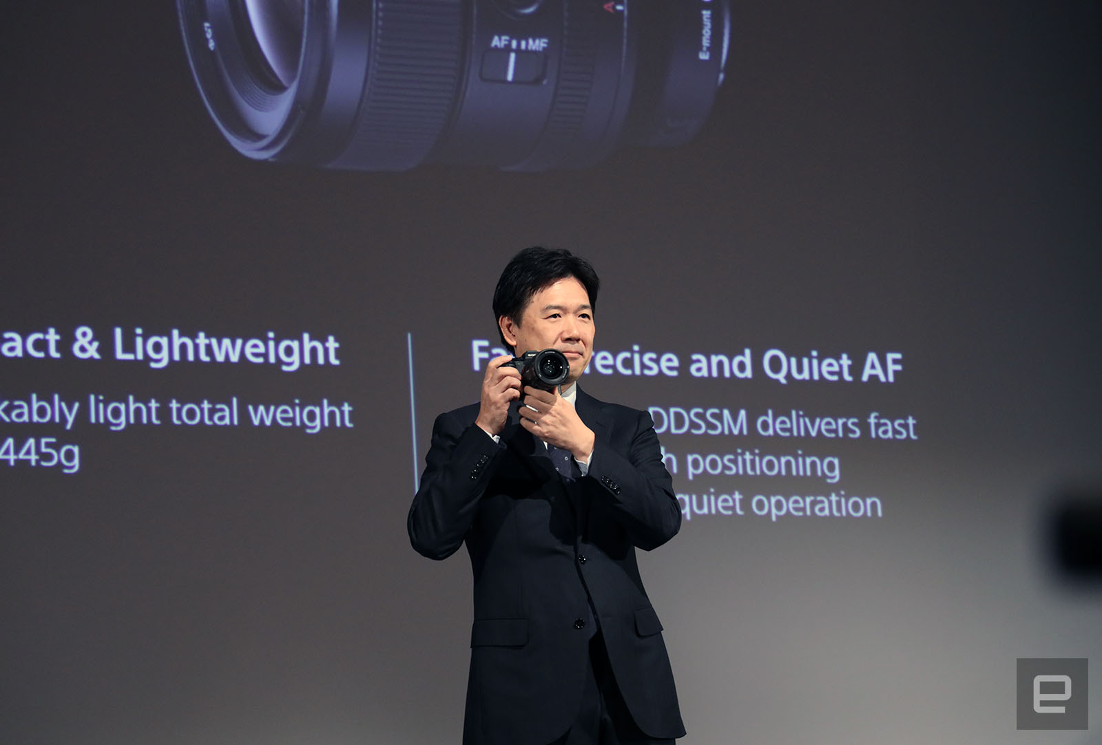 Sony is working on 12 new lenses for its Alpha mirrorless cameras