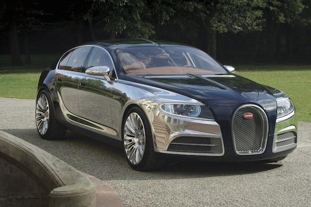 ブガッティ「シロン」の後継は4ドア・モデルになる可能性も パワートレインと車名はまだ未定