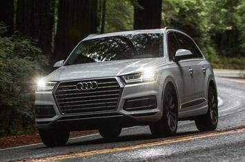 2017 Audi Q7 3 0t Premium 4dr All Wheel Drive Quattro Sport