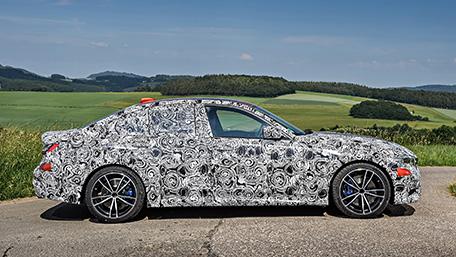 2019 BMW 3 Series Prototype