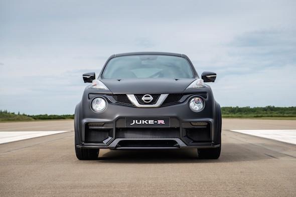 First drive: Nissan Juke-R