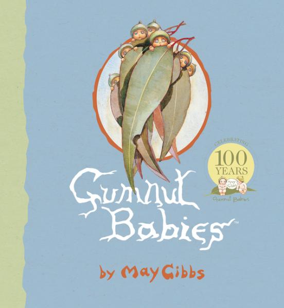 The 100th anniversary version of Gumnut