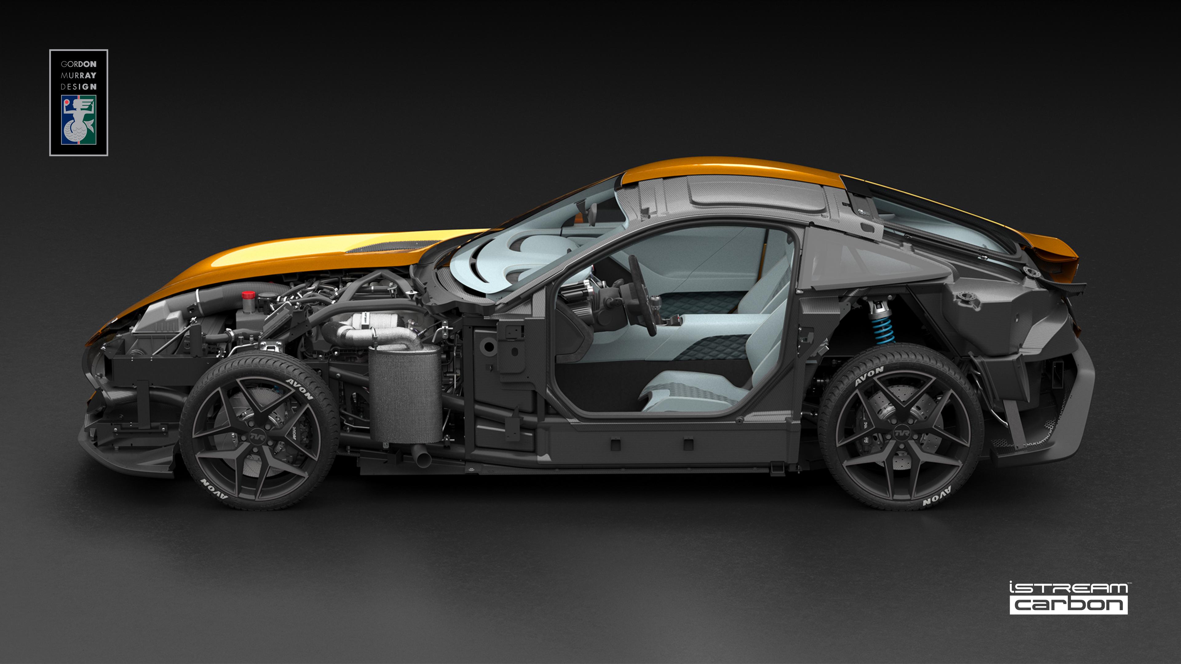 mclaren f1 designer gordon murray creates his own car. Black Bedroom Furniture Sets. Home Design Ideas