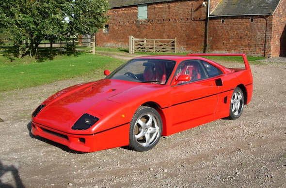 Autotrader Ferrari Replica