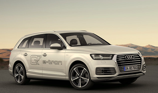 Audis Latest Q SUV And R Sports Car Are Powered By Electricity - Audi r8 suv price